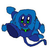 Kirby is Spidermonkey by Bentenny10