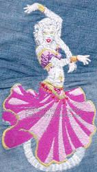 Celesse Tigeress Dancing