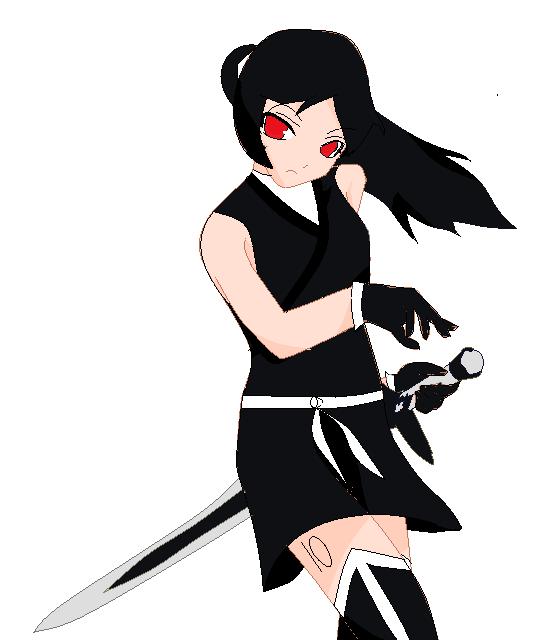 my bleach OC Shinan Ying by Espada-Shinigami