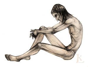 Snape figure sketch