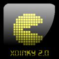 Random effected pacman by XDinky