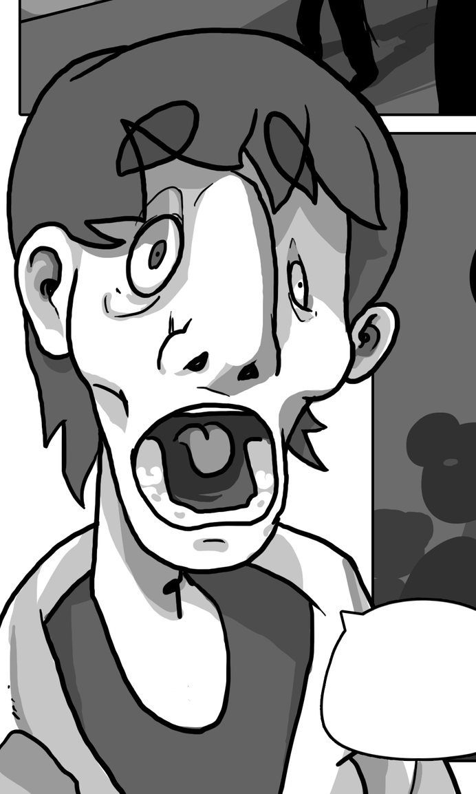 Questo fumetto e' la fine del mondo - Sneak Peak by XDinky