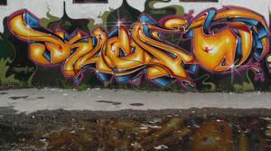 Bratislava Grafitti by vextor-k1lla
