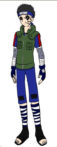 My Naruto fanfic OC by AssassinAltair93 on DeviantArt