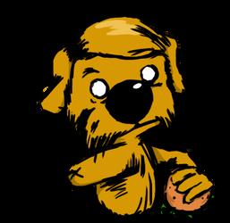 Weird Dog thing