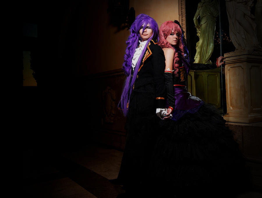 Vocaloid:  Epic of a Shadow by J-o-i-FuL-CoSpLaY