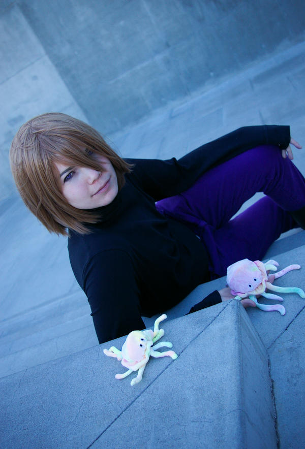 Princess Jellyfish: Kuranosuke Koibuchi by JoiFuLStudios