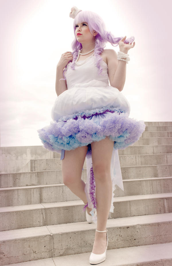 Princess Jellyfish: Like a Boss by JoiFuLStudios