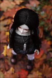 Rokai's autumn III by LisenaKira