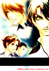 Prince of Tennis Side1 by Akai-01