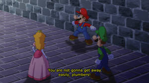 Super Mario Anime Screencap 2