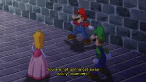 Super Mario Anime Screencap 2 by Agu-Fungus