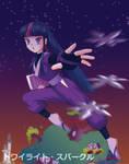 Ninja Twilight Sparkle