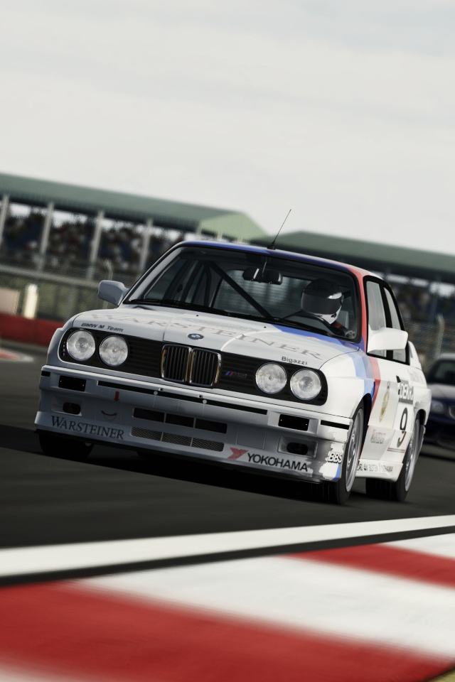 BMW M3 E30 DTM I for iPhoneu0026#39;s lockscreen by denosque on DeviantArt