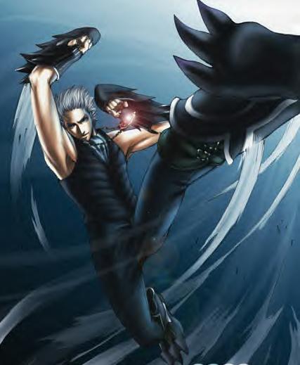 Kurokon Shikyo Vergil_with_beowulf_weapon_by_argronak-d386lco