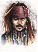 Jack Sparrow by specialneeds0468