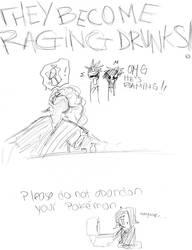 Bleach - Gin is a Pokemon 3 by ero-reizouko