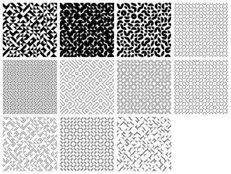 Truchet by default-cube