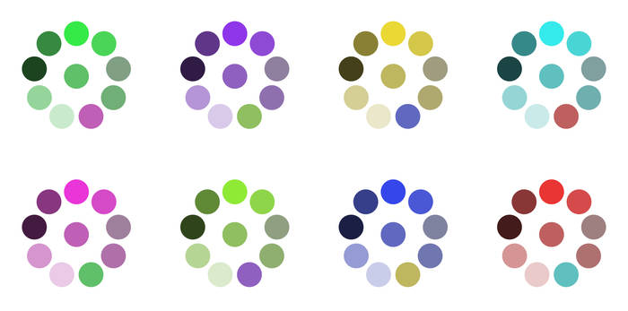 Related Colours