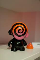 KID9 : Hypnoshit Munny by KID9