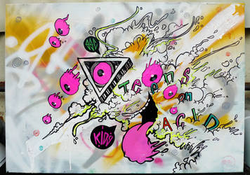 KID9 x Hyper Reality Dimension XX 3 by KID9