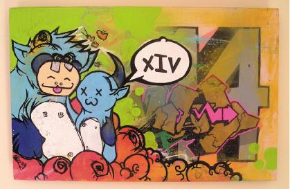 KID9 - Fourteen 08 by KID9