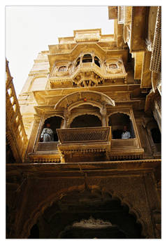 Haveli in Jaisalmer