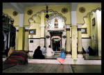 Sufi Mausoleum by newtone