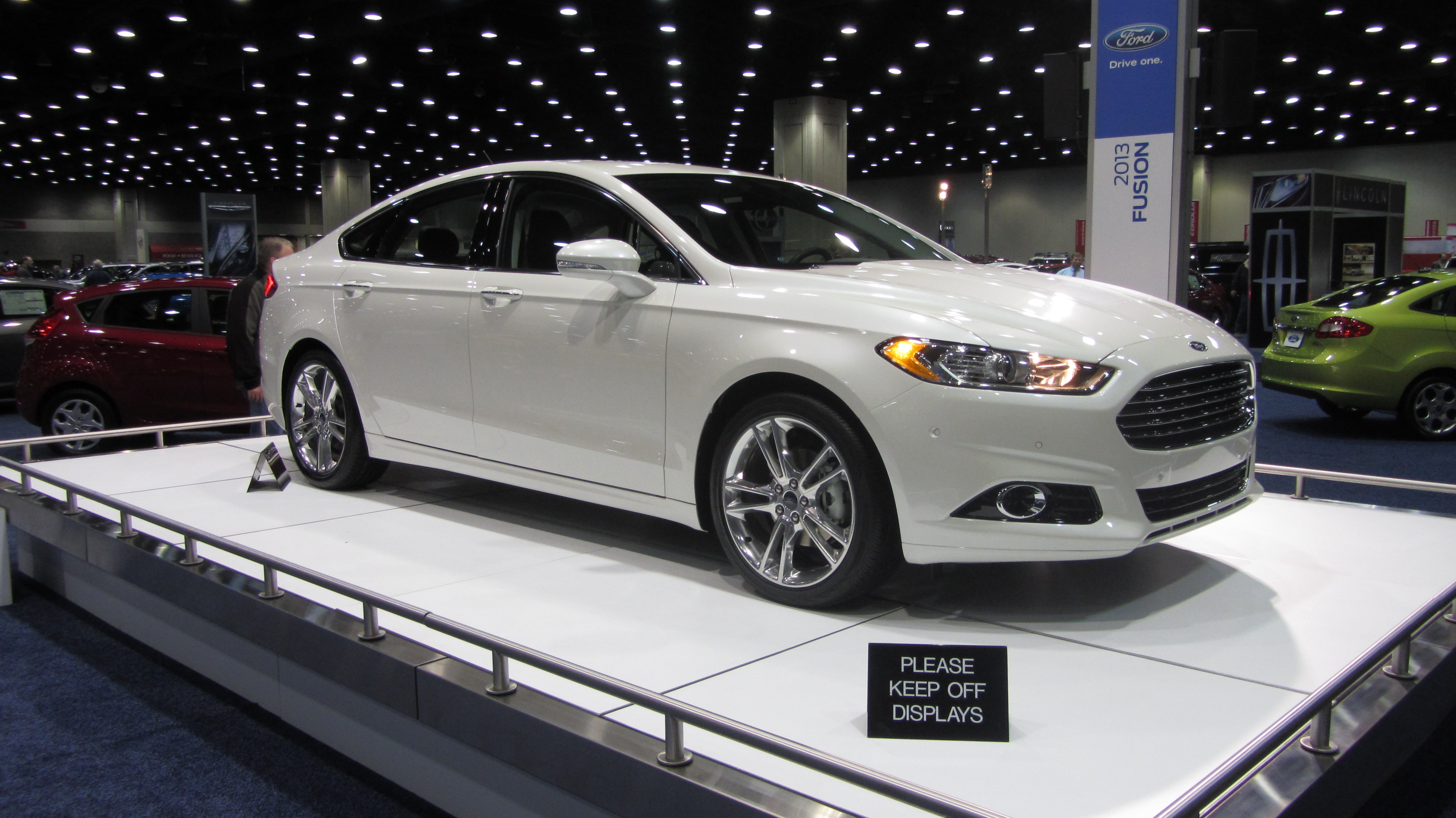 2013 ford fusion titanium by jeffry747 on deviantart. Cars Review. Best American Auto & Cars Review
