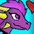 CTD icon ONLY by a-spyro-and-bolt-fan