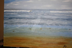 Change in the Weather- oil