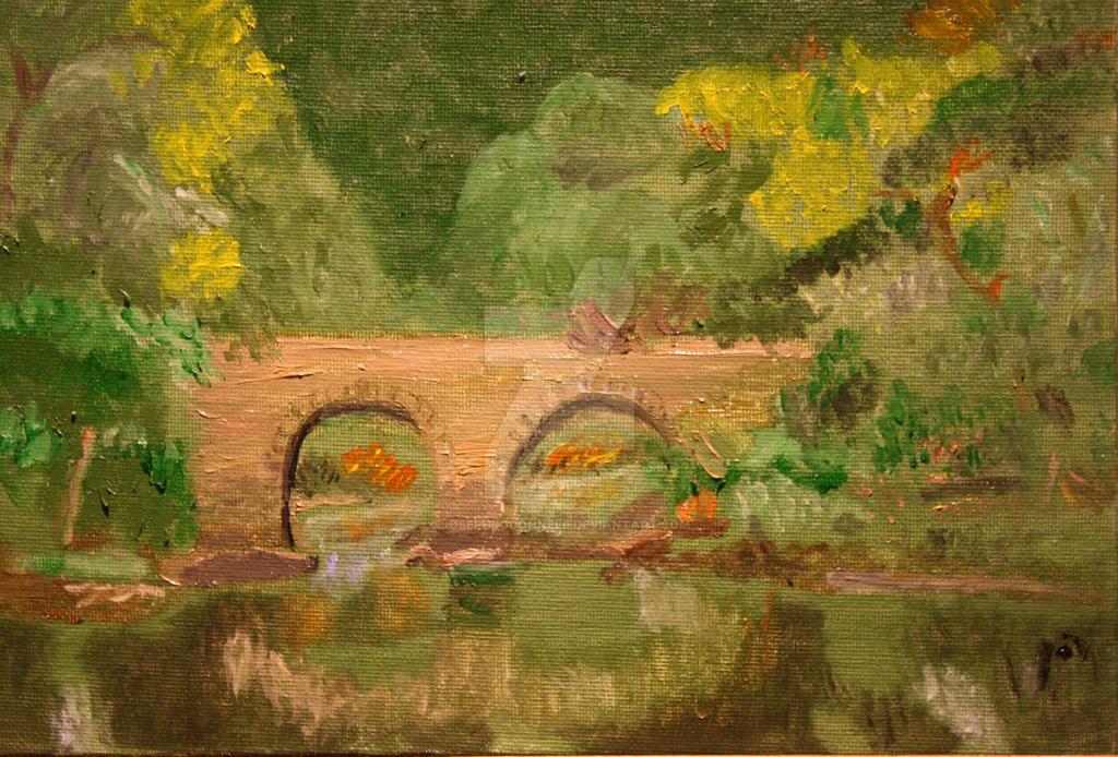 Stone Bridge by JosephJODonnell