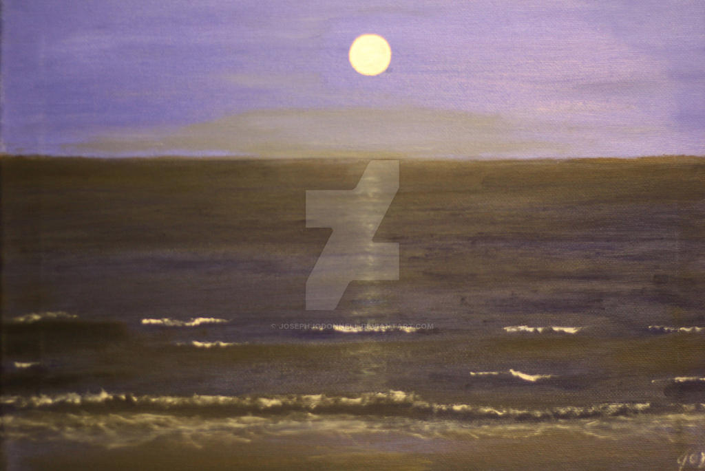 Moonlit Atlantic -1