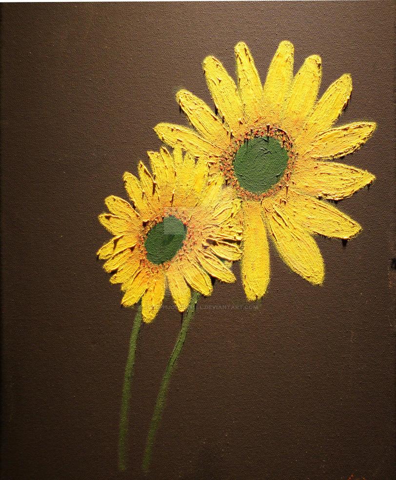 Sunflowers by JosephJODonnell