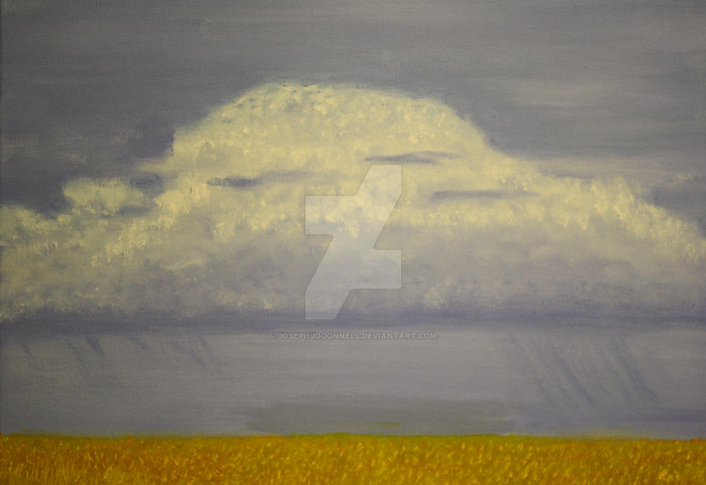 Midwest Storm by JosephJODonnell