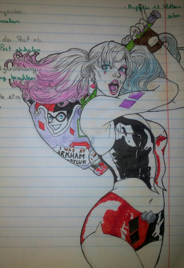 Harley Matey by sjonas15