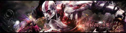 God of war Kratos by Seviorpl
