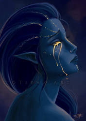Night sigh by Tiphs