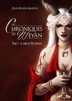 Book cover : Les Chroniques de Weyan