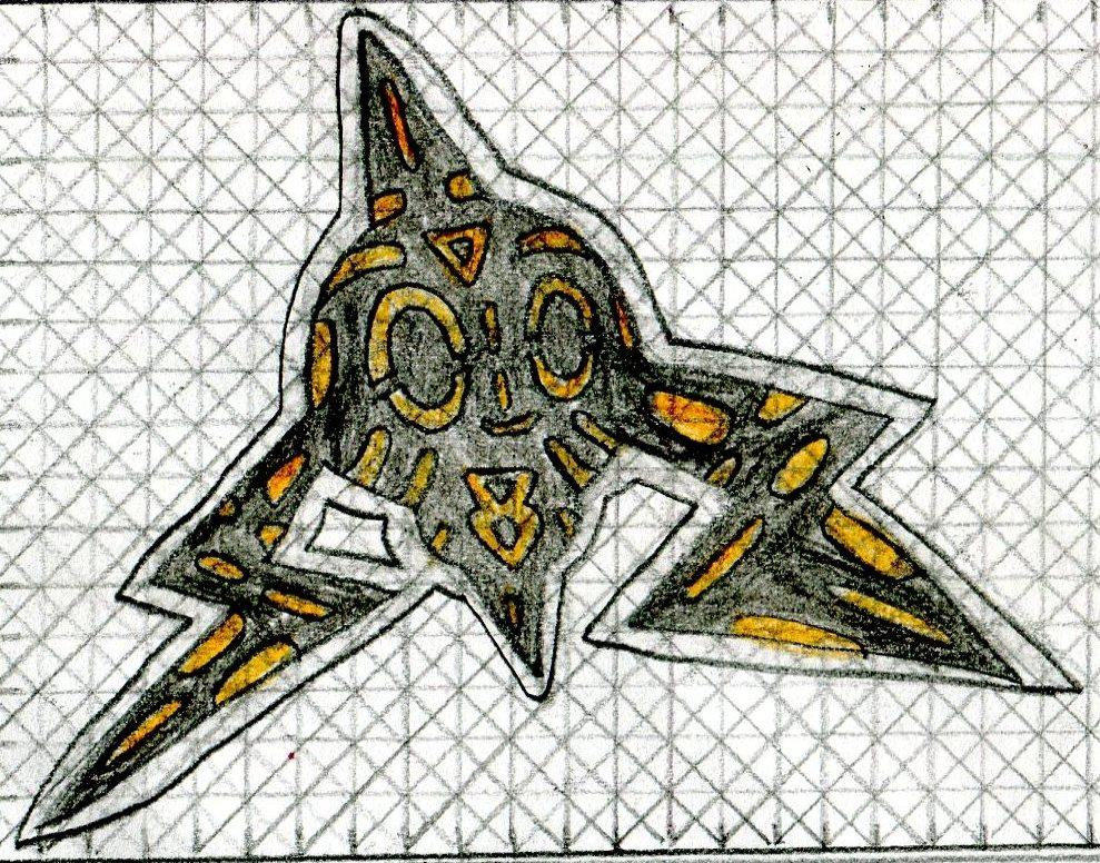 Pokemon Cosmic Dimension - Professor Oak's Rotom by MJW1915