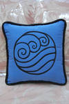 Water Tribe Pillow