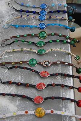 Multi Avatar Bracelets