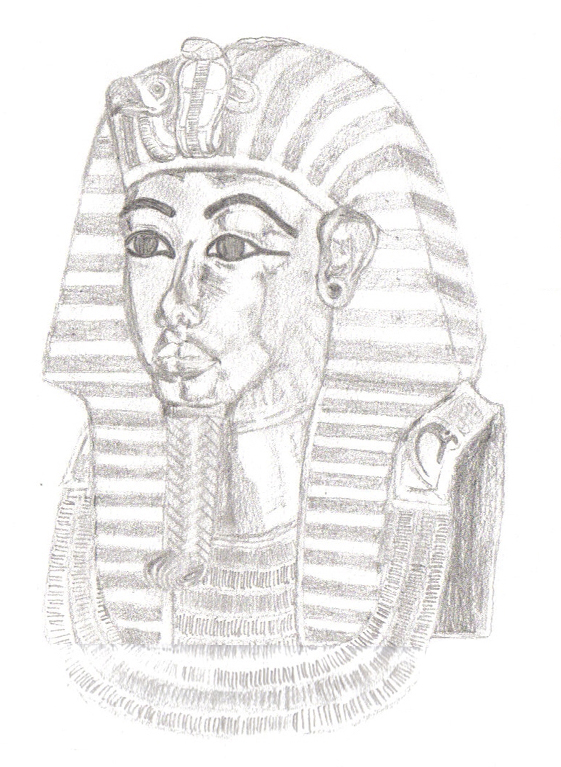 egyptian-man-drawing
