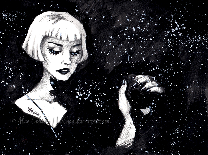 Molly Nilsson by LaCice