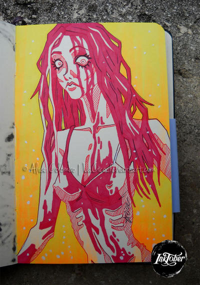 #15 - Carrie White (1976) by LaCice