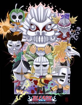 The masked army. by DaKroG