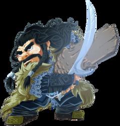 Thorin Oakenshield by DaKroG