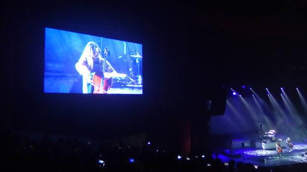 Apocalyptica Mexico tour 2016