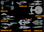 COLLECTION OF SHIP DESIGNS