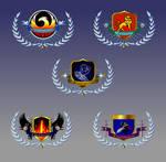 starfleet heraldry